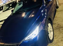Automatic Blue Infiniti 2017 for sale