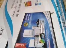 شاشات دانسات 32 بوصة  للبيع وارد من المملكة العربية السعودية