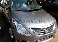 Nissan Sunny in Cairo for rent