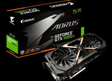 GIGABYTE AORUS 1080 Ti 11GB graphics card