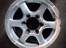 Set of 4rims clean no damage