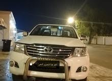 For sale 2014 White Hilux