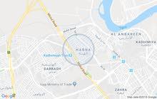 قطعة ارض 168 متر في الكاظمية بالقرب من مستشفى الكاظميه