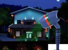 جهاز الليزر ستار شور للحدائق والمنازل