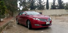 Lincoln MKZ 2014 For sale - Maroon color