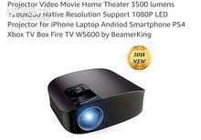 بروجكتر projector high  resolution