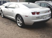 Chevrolet Camaro 2011 For sale - Silver color