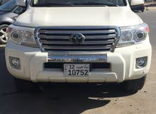 2013 Used Land Cruiser with Automatic transmission is available for sale