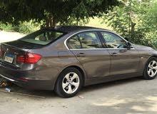 للبيع سيارة بي ام دبليو موديل 2013 luxury i316 بحاله الزيرو