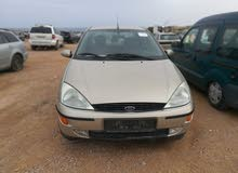Gasoline Fuel/Power   Ford Focus 2000