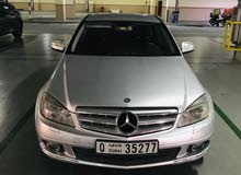 Mercedes C 350 / Agency Service History / GCC