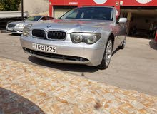 BMW 735 2002 For Sale