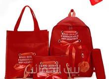 حقائب مدرسية بناتية