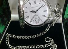 ساعة جيب سويسرية
