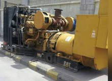 مولد كهرباء كتربلر 924 كيفي. 720 كيلو