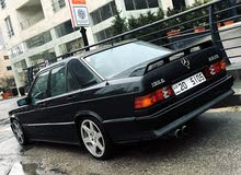 Mercedes 190E 2.5-16