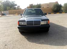 For sale Used Mercedes Benz E 190