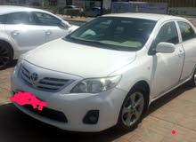 Toyota Corolla 2013 For sale - White color