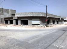 مجمع للبيع كامل او النصف -الرمثا - شارع المدينة الصناعية