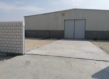 لايجار مخزن 2500 متر في امغره يصلح جميع الأنشطة التخزينية