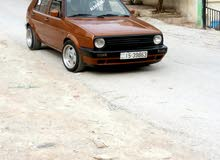سياره جولف 1989