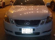 +200,000 km mileage Lexus GS for sale