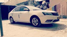 For sale 2016 White Emgrand 7