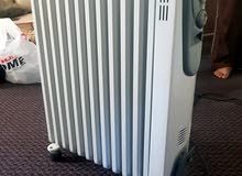 Heater with regulator in good condition
