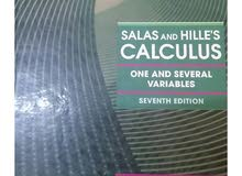Salas and Hilles Calculus 7th Edition