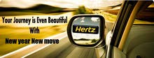 Rent a Toyota Prado on a monthly rate with Hertz.