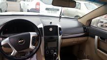 Gasoline Fuel/Power   Chevrolet Captiva 2008