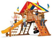 العاب اطفال خشبية للنوادي و المدارس و القري السياحية