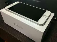 آيفون 6 للبيع نظيف جدا 128GB سلفر