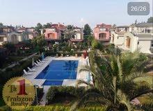 فيلا للبيع في تركيا طرابزون بجانب فندق الديديمان