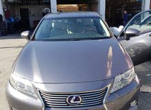 Automatic Grey Lexus 2013 for sale