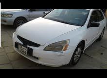 Automatic White Honda 2004 for sale