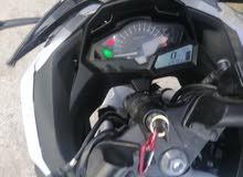 Kawasaki motorbike for sale made in 2014