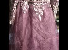 فستان للخطب والاعراس جديد بسعر مغري