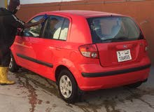 Hyundai Atos 2002 For sale - Red color