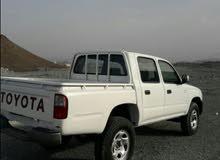 تويوتا هايلوكس 2002 بترول للبيع