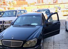 Used condition Mercedes Benz S 320 1999 with 130,000 - 139,999 km mileage
