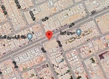 للبيع أرض تجاري حي الياسمين 1980 متر