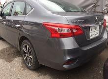 Grey Nissan Sentra 2017 for sale