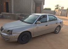 Hyundai Avante 2004 For sale - Silver color