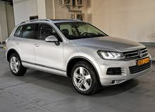 Volkswagen Touareg car for sale 2014 in Muscat city