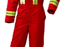 QR: 100% Cotton FR and Non-FR Coveralls, Safety Workwear