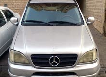 Mercedes Benz ML 2000 For Sale