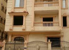 عمارة كاملة للبيع بالمستثمرين الجنوبية القاهرة الجديدة موقع متميز