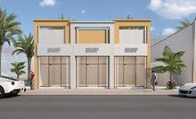 مبنى محلات تجارية للبيع-بالزاهية-دفعات أشهر-على شارع 36 متر-تملك حر-عائد 10%