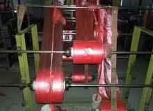 الات خاصة بمصنع الاكياس المانية الصنع مستعمل نظيف